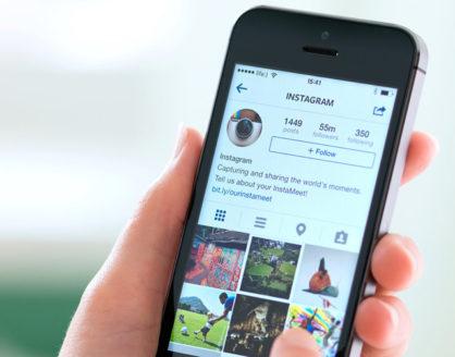 panduan membuat akun instagram bisnis 418x328 » Cara Membuat Akun Instagram Bisnis Untuk Promosi Online