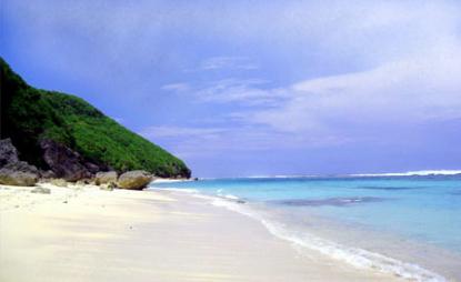 panorama alam pantai karma bali » Objek Wisata Pantai Pasir Putih Karma Bali