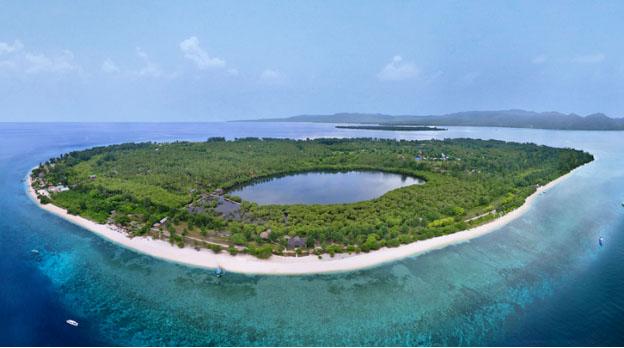 panorama keindahan objek wisata pulau gili meno lombok » Nikmati Indahnya Panorama Gili Meno Destinasi Wisata Alam Lombok yang Memukau