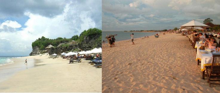pesona indahnya wisata pantai jimbaran bali 737x312 » Nikmati Panorama Alam Keindahan Wisata Pantai Jimbaran Bali