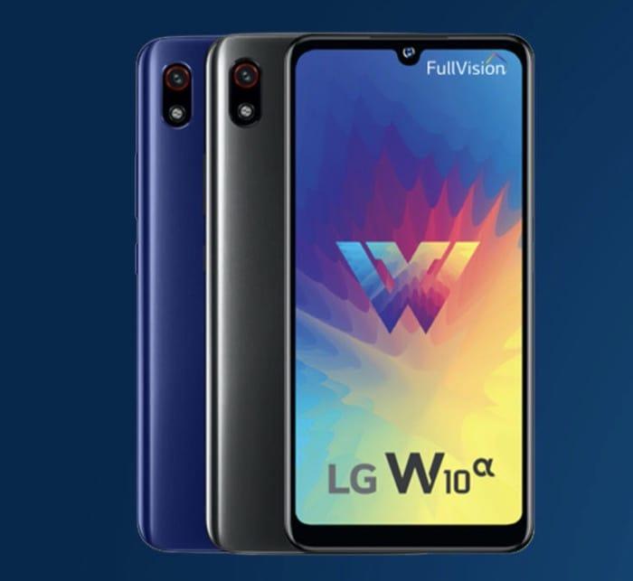 review fitur harga spek hp android lg w10 alpha » Menyasar Pasar India, Ini Spesifikasi dan Harga Smartphone Android LG W10 Alpha