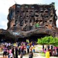 suasana loket masuk wisata jatim park 2 120x120 » Objek Wisata Jatim Park 2, Tempat Asyik Liburan bersama Keluarga