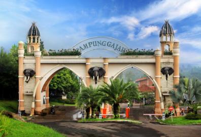 tempat wisata anak bandung kampung gajah wonderland » Tempat Wisata Anak di Bandung Yang Wajib Dikunjungi saat Liburan Sekolah