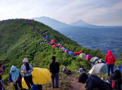 tempat wisata magelang gunung andong » Tempat Wisata di Magelang Selain Borobudur Yang Wajib Dikunjungi