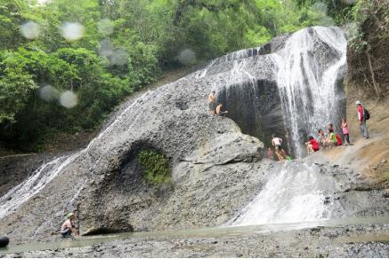 tempat wisata pangandaran jawa barat curug bojong » Rekomendasi 5 Tempat Wisata di Pangandaran yang Terkenal dan Wajib Dikunjungi