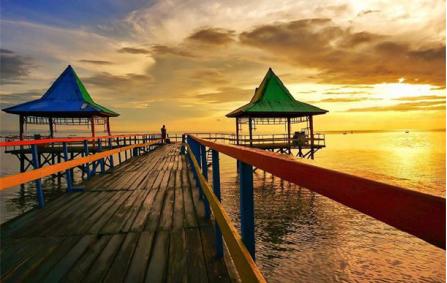 tempat wisata surabaya pantai ria kenjeran park » Rekomendasi Objek Wisata di Surabaya Untuk Liburan Bersama Keluarga