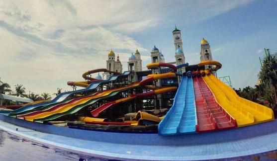 wahana permainan jepara ourland park jateng » Jepara Ocean Park, Salah Satu Wisata Unggulan Jawa Tengah