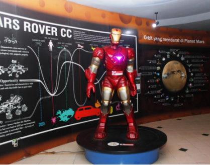 wisata edukasi dan keluarga bandung science center 418x328 » Objek Wisata Edukasi Bandung Science Center Tempat Asyik Liburan Keluarga