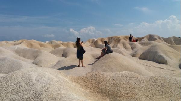 wisata gurun pasir busung bintan riau » Seindah Sahara, Ini Dia Destinasi Wisata Gurun Pasir di Busung yang Eksotis
