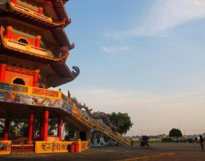 wisata sejarah pulau kemaro palembang 418x328 » Wisata Pulau Kemaro di Palembang, Saksi Bisu Kisah Cinta yang Tragis